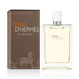 HERMES TERRE D'HERMES EAU FRAICHE FOR MEN EDT 125ML