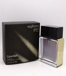 CALVIN KLEIN EUPHORIA GOLD FOR MEN EDT 100ML