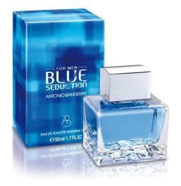 ANTONIO BANDERAS BLUE SEDUCTION EDT FOR MEN 100ML
