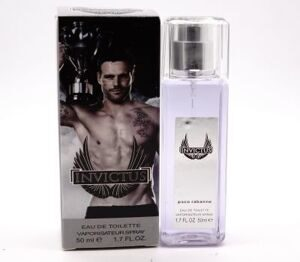 paco rabanne INVICTUS pour homme 50ml