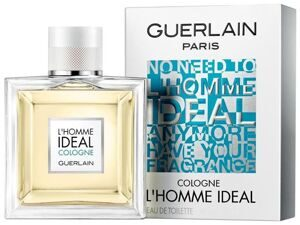GUERLAIN L'HOMME IDEAL COLOGNE, 100ML, EDT