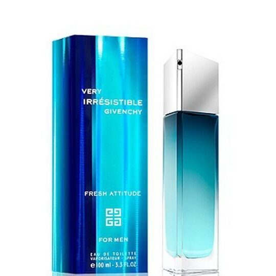 GIVENCHY VERY IRRESISTIBLE FRESH ATTITUDE FOR MEN EDT 100ML