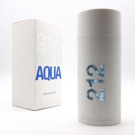 CH 212 MEN AQUA LIMITED EDITION EDT 100ML