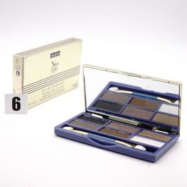 PUPA Navy Chic(eye shadow) 6 цв №6
