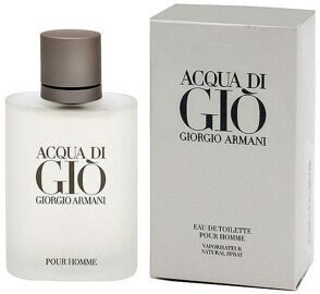 GIORGIO ARMANI AQUA DI GIO FOR MEN 100ML
