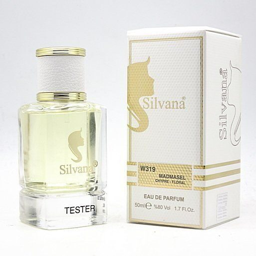 SILVANA W 319 (CHANEL COCO MADEMOISELLE WOMEN) 50ML