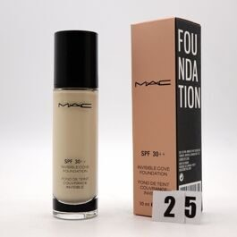 ТОНАЛЬНЫЙ КРЕМ  INVISIBLE COVE FOUNDATION 30 ML №25