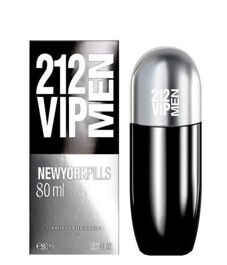CH 212 VIP NEWYORK PILLS BLACK FOR WOMEN EDT 80ML