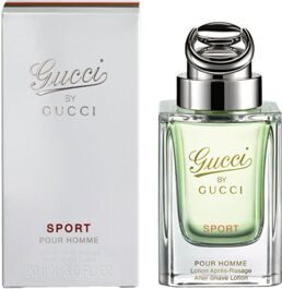 GUCCI BY GUCCI SPORT FOR MEN EDT 90ML