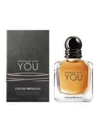 GIORGIO ARMANI EMPORIO ARMANI STRONGER WITH YOU FOR MEN EDT 100ML