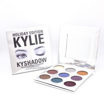 "KYLIE ""Kyshadow""Birthday Edition 9 уветов"