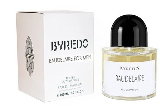 BYREDO PARFUMS - BAUDELAIRE MEN (ТЕСТЕР) 100 ML