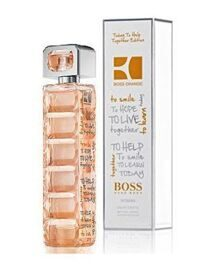 HUGO BOSS ORANGE CHARITY EDITION EDT 75 ML