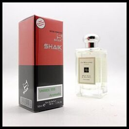 SHAIK MW 195 (JO MALONE WOOD SAGE & SEA SALT UNISEX) 50ml W