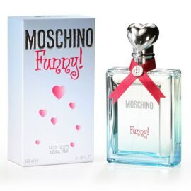MOSCHINO FUNNY FOR WOMEN EDT 100ML